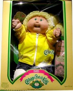 Cabage Patch Doll