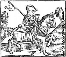 http://www.fromoldbooks.org/OldEngland/pages/1373-Wood-cut-of-a-Knight/